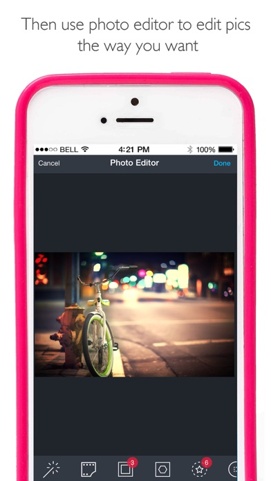 Flash for Free – Best Photo Editor with Flash & Awesome FX Effects screenshot three