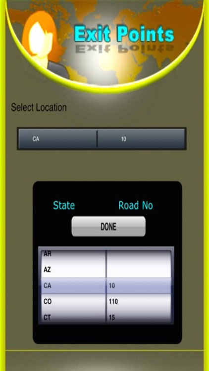 Highways Exits - USA screenshot-3