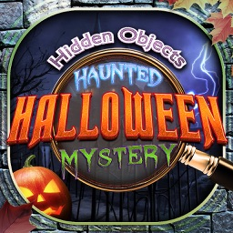 Haunted Halloween Mystery Hidden Objects - Object Time Puzzle Ghost Games