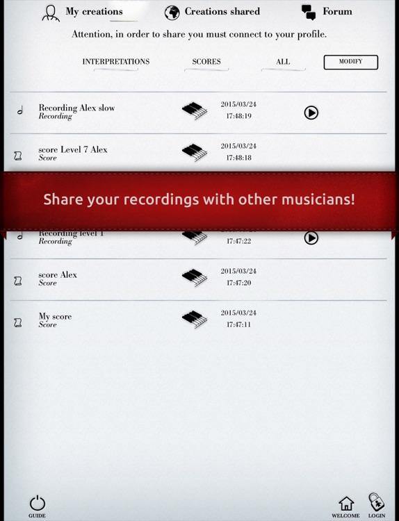 Play Chopin – Waltz No. 18 (interactive piano sheet music) screenshot-4