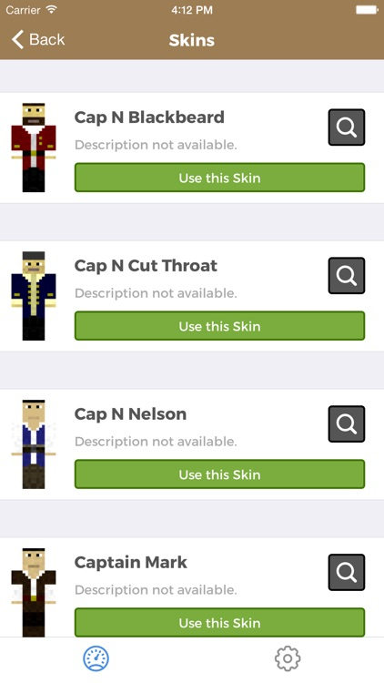 Skins Pro Pirates & Zombies for Minecraft