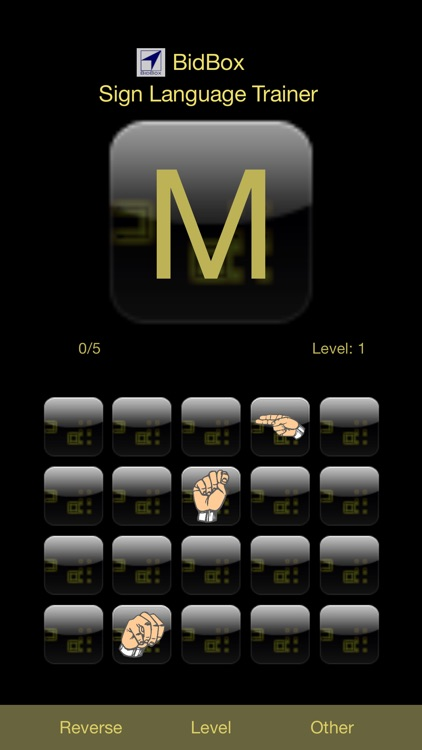 Sign Language Alphabet Trainer (ASL) screenshot-0