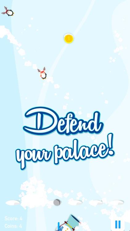 Let it Go - Olaf Castle Defender