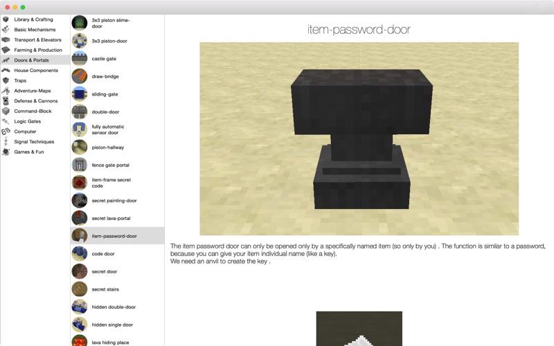 iRedstone for Minecraft