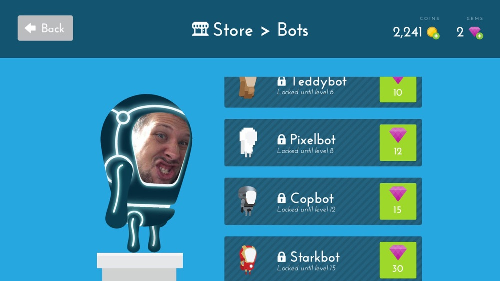 Runbots by Mediaflex Games for Free
