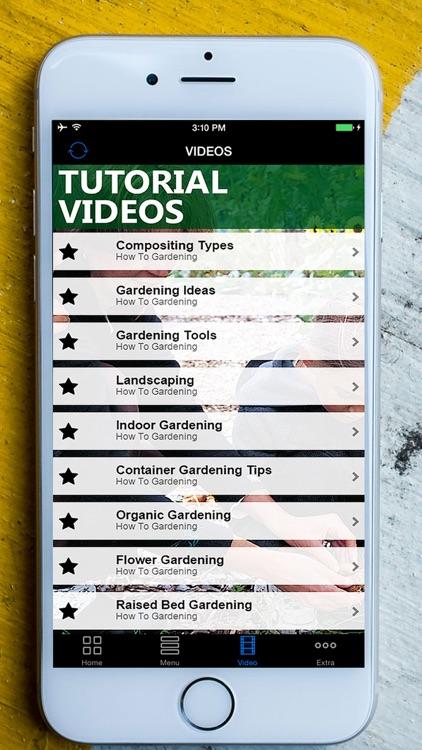 Easy Gardening Ideas - Vegetable, Flower, Organic Garden Planing Guide & Tips For Beginners screenshot-4