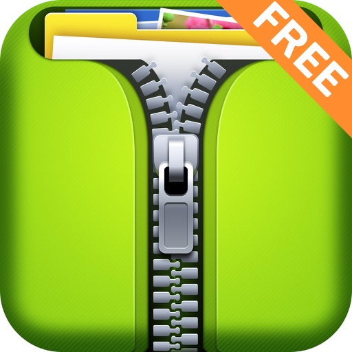 ZipApp Free - The Unarchiver