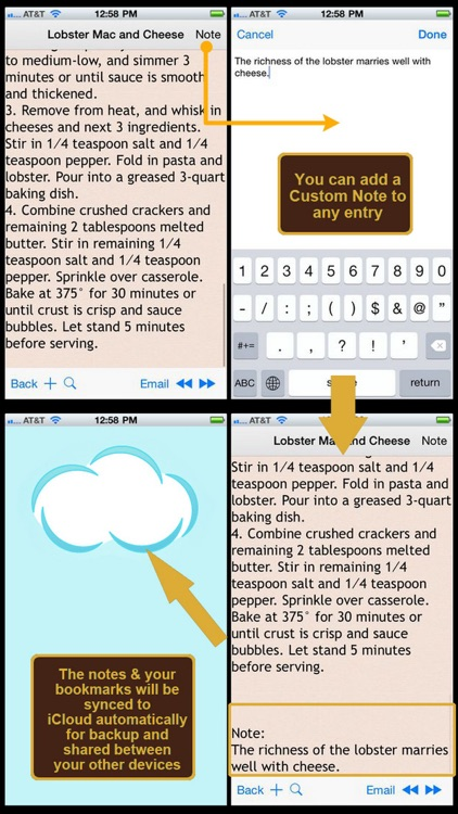 350 Seafood Recipes screenshot-3