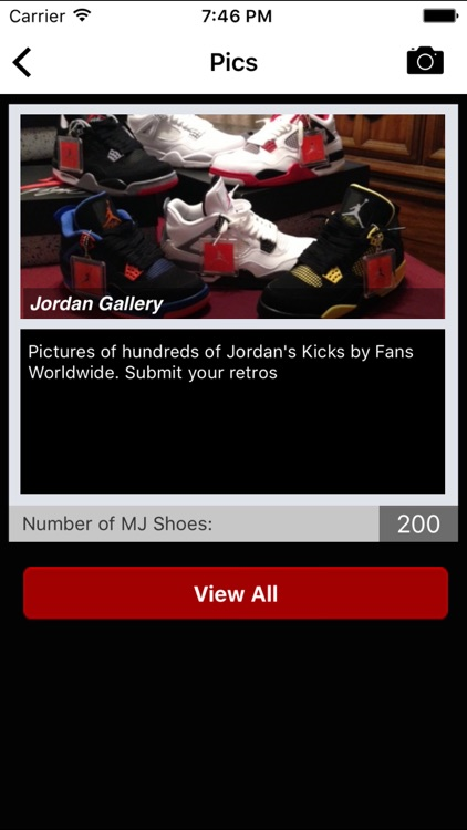 Jordans Out - Release Dates & Trivia 2016 Edition screenshot-4