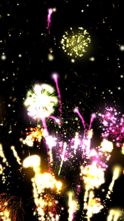 a display of fireworks free