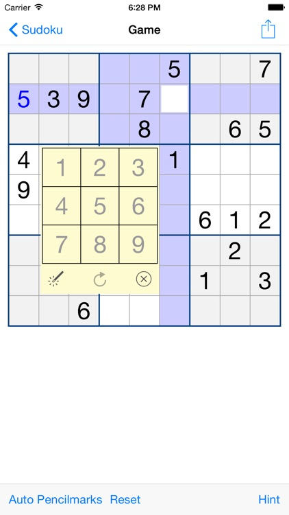 Sudoku 101 (Free) screenshot-1
