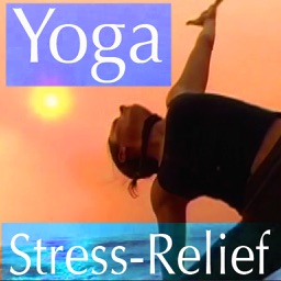 Yoga for Stress-Relief by Laura Hawes-VideoApp