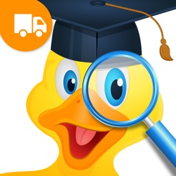 Where's The Duck? Around The School Lite