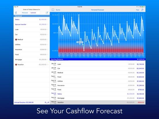 costlog cashflows app price drops