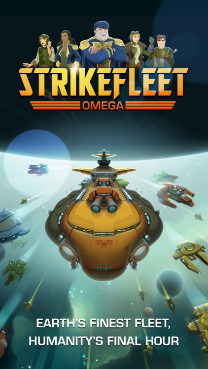 Strikefleet Omega