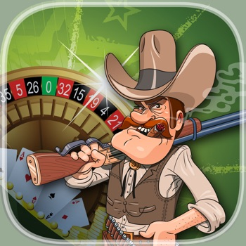 AAA Vegas Daredevil Roulette - FREE - Lucky Russian of Wild West Online Rulet Casino Style