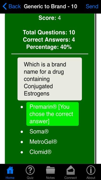 Top 100 Drugs Quiz screenshot-4