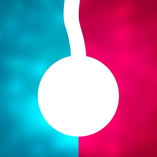 UpDots - A Fast Moving Dodging Adventure iOS App