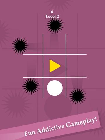 Spikes Limbo! - Nihilumbra Edition - A Dark Puzzle Game-ipad-1