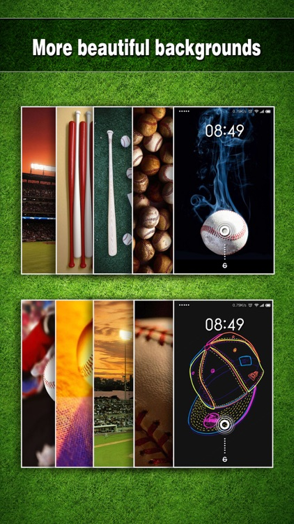 Baseball Wallpapers HD - Backgrounds & Home Screen Maker with Sports Pictures