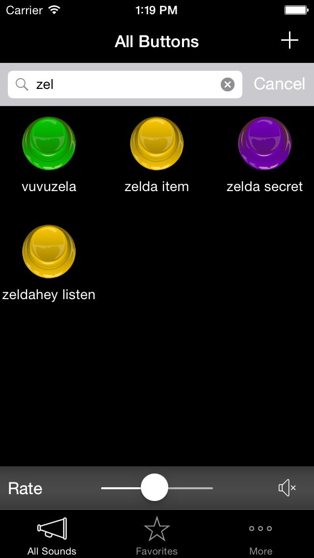 Big Buttons Pro ++ Screenshot