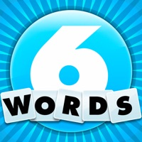 Codes for Just 6 Words HD - Use the syllables and build the words Hack