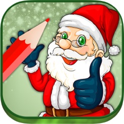 Noel Baba Boyama Noel Kitap Boyama Noel Veya Nicholas Cocuklarin