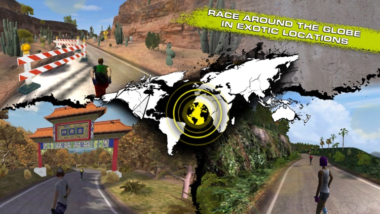 Downhill Xtreme screenshot-1