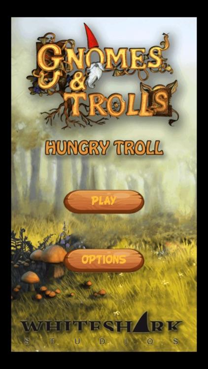 Gnomes & Trolls Hungry Troll