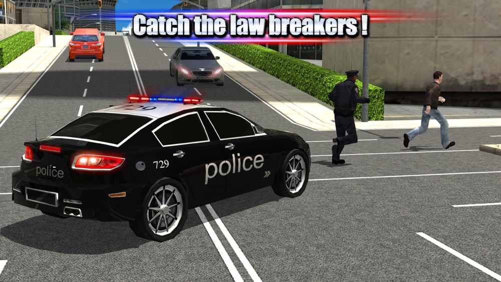 Crime Town Police Car Driver hack tool
