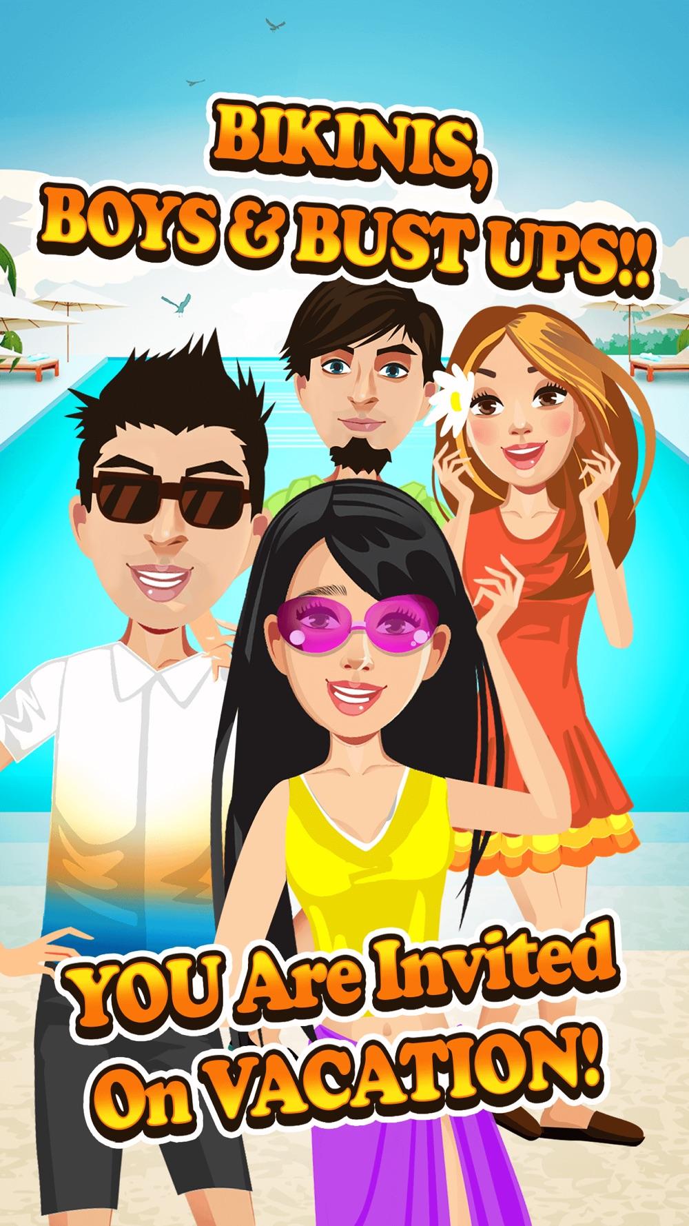 My Teen Life Girls Summer Break Episode Story Game Cheat Codes