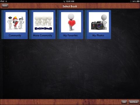 i Get... My Community Vocabulary Photo Books-ipad-2