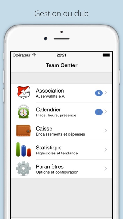 Team Center