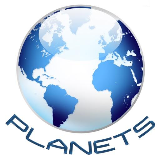Planet App iOS App