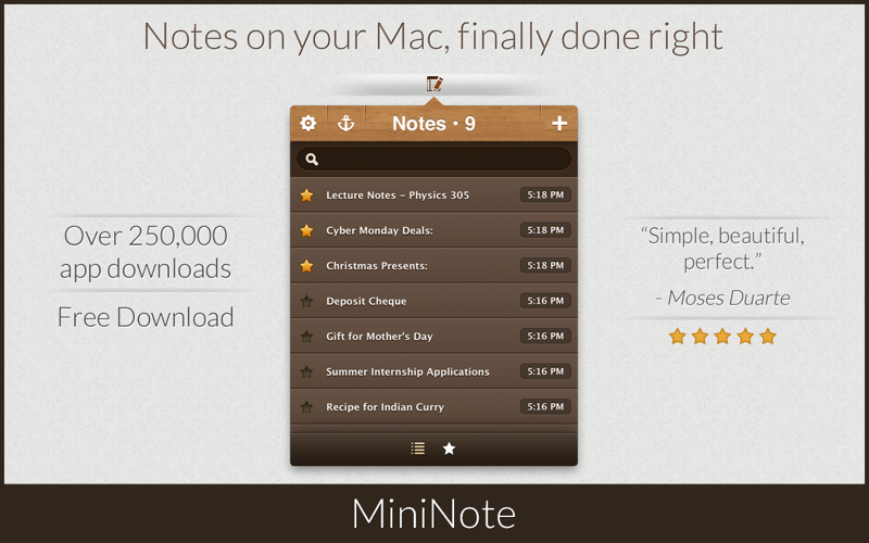NotesTab, la prise de notes simple et rapide-capture-1