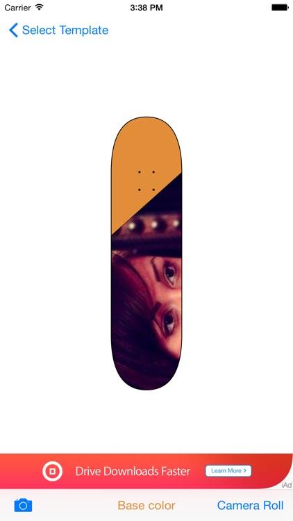 Skate Canvas