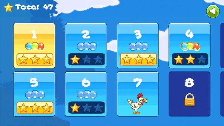 Mega Chick Run Adventure screenshot-3