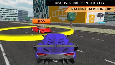 Lux Turbo carreras de coches deportivos y simulador de conducciónCaptura de pantalla de2