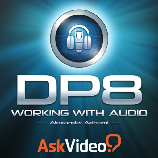 AV for Digital Performer 8 101 - Working With Audio