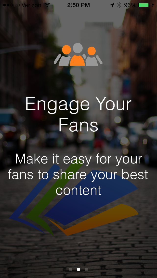 Go Viral Books - We make it easy for your fans to promote your content screenshot two