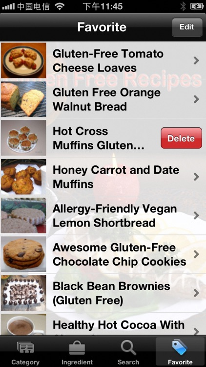 5000+ Gluten-Free Recipes