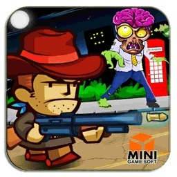 Cowboy Hero Zombie Shooter