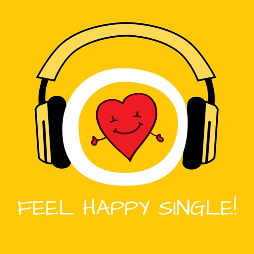 Feel Happy Single! Glücklicher Single sein