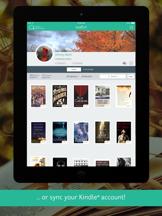 LeafLit - eReader screenshot-4