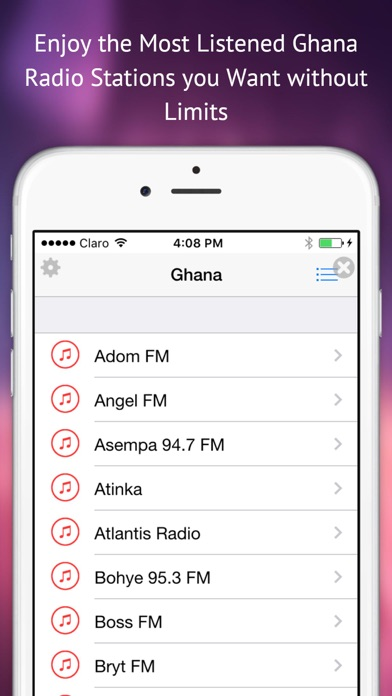 'All Ghana Radios Free - Online Stations with News, Sports