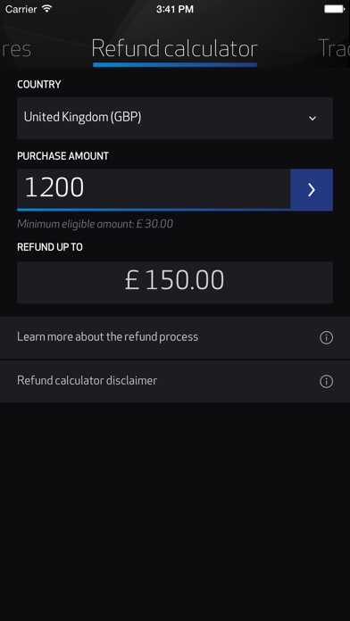 Global Blue - Shop Tax Free Screenshot