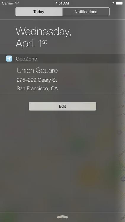 GeoZone screenshot-4