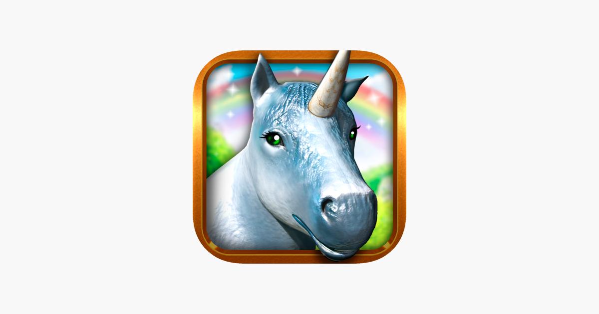 My Unicorn Horse Riding   Free Unicorns Dash Game For Little