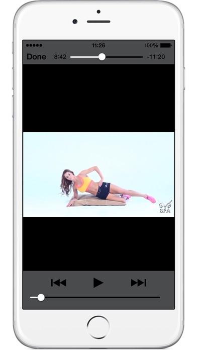 Bikini Abs – ビキニの似合う腹筋-女性用のお腹まわりを細くするエキササイズのおすすめ画像2