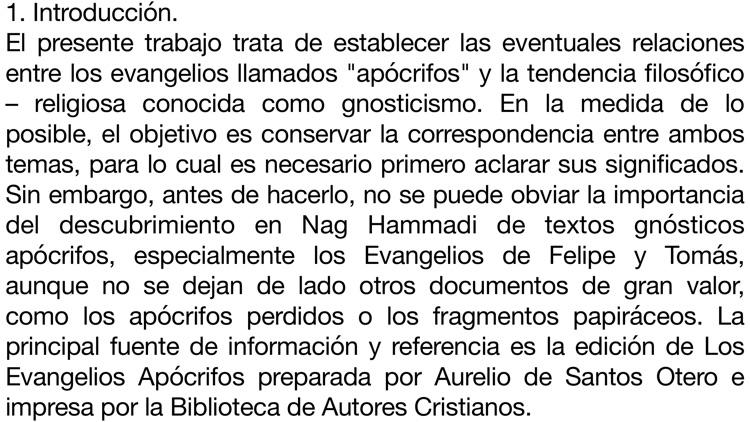 Evangelios Apócrifos screenshot-4
